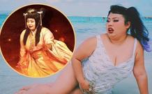 Đôi nét về 'Beyoncé trăm ký' của Nhật đóng vai đại mỹ nhân Điêu Thuyền