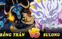 One Piece: Tộc Mink hóa Sulong, liệu Kaido có biết thứ vũ khí