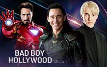 Ghét sao nổi dàn bad boy cực bảnh của Hollywood: Cưng nhất vẫn là Iron Man