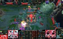 Cầm Lee Sin đá bay nhà vô địch thế giới, SofM cùng Suning tiến vào Tứ kết LPL