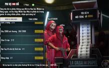Free Fire và phi vụ 'Triệu Đô': Màn hợp tác hoành tráng với Series phim Money Heist