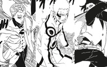 Boruto chapter 50: Naruto và Sasuke bị Isshiki Otsutsuki