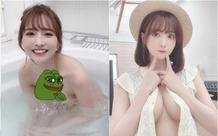 Đăng ảnh tắm nude cực táo bạo lên trang cá nhân, Yua Mikami khiến các fan