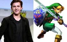 Netflix làm phim Legend of Zelda với với nam tài tử Tom Holland vào vai Link?