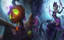 LMHT: Lộ diện 2 trang phục mới dành cho mùa Halloween 2020