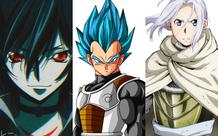 Những hoàng tử nổi danh bậc nhất trong thế giới anime: Vegeta không phải kẻ mạnh nhất!