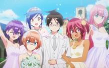 Những bộ manga harem đáng xem nhất dành cho hội thích ăn
