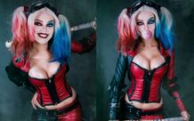 Ngắm cosplay nàng hề Harley Quinn nóng bỏng đến nỗi fan chỉ biết biết
