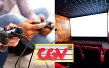 CGV mở dịch vụ cho thuê phòng chiếu phim để chơi game