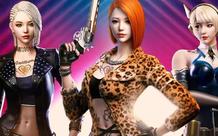Đột Kích mở màn năm mới bằng dàn vũ khí xịn và nhân vật nữ