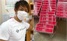 Ken Shimizu khiến fan sốc nặng khi chia sẻ số hộp