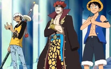 Soi nhanh 2 chi tiết thú vị về bộ ba Siêu Tân Tinh trong One Piece chương 1001