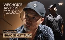Nhạc sĩ Huy Tuấn khẳng định: