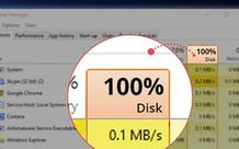 Hướng dẫn cách sửa lỗi 100% disk trên Windows 10: Đảm bảo hết lỗi