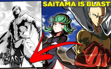 One Punch Man chap 186: Tatsumaki tung đòn kết liễu Orochi, Vua Không Nhà tái xuất!