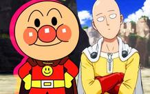 One Punch Man: Anpanman chính là nguồn cảm hứng để tạo ra nhân vật Saitama