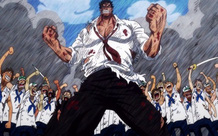 5 kẻ thù mạnh mẽ mà ông nội Luffy đã chiến đấu trong One Piece