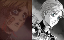 Anime Attack on Titan ss4: Hết Mikasa vị