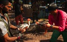 Far Cry 6 bị lên án vì mini game chọi gà