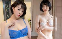 Vào nghề 1 năm, mỹ nhân Nhật Bản tâm sự mỏng:
