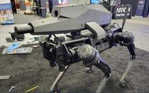 Chú chó robot trong Battlefield 2042 bất ngờ xuất hiện ngoài đời thật