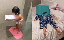 Bộ sưu tập ảnh chứng minh trẻ con đúng là lũ khó hiểu vô cùng