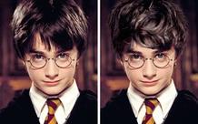 Chùm ảnh so sánh nhân vật Harry Potter với tạo hình