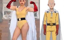 Ngắm loạt ảnh cosplay