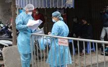 Sáng 1/2, có 2 ca mắc COVID-19 mới trong cộng đồng, đều tại Hà Nội