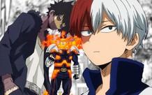 My Hero Academia: Bỏ qua mối bất hòa, Shoto và Endeavor sẽ hợp lực để đối phó với Dabi