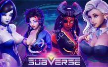 Subverse, game có dàn hot girl nóng bỏng công bố ngày phát hành trong tháng 3