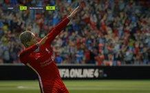 SIÊU HOT: Fernando Torres cơ bắp cuồn cuộn tái xuất FIFA Online 4 để