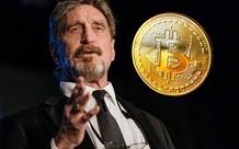 """Cha đẻ trình diệt virus McAfee nổi tiếng bị buộc tội lừa đảo và rửa tiền vì """"thổi phồng"""" giá trị tiền ảo lên đến 350%"""