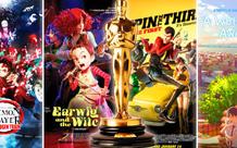 Kimetsu No Yaiba và những ứng viên đại diện cho nền anime Nhật Bản tham gia để cử Oscar