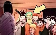 One Piece: 10 lần Zoro đi lạc sang các bộ anime khác khiến fan giật mình vì