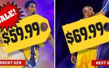 Game thủ đã sẵn sàng với mức giá 70$ cho bom tấn AAA?