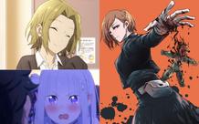 Top 5 nhân vật nữ trong Anime/Manga được fan bình chọn là