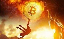 Sốc! Bitcoin giảm 1 triệu tỷ đồng chỉ trong 1 buổi sáng