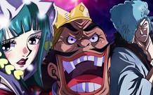 Cùng soi những chi tiết thú vị trong One Piece chap 1012: Cửu Hồng Bao tách nhóm, Denjiro đã đi đâu?