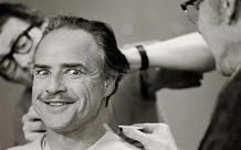 Muốn cày phim lần nữa khi nhìn lại hình ảnh hậu trường phim Bố Già (1972), đúng là