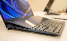Cận cảnh ZenBook Duo 14 2021 - Laptop hai màn hình