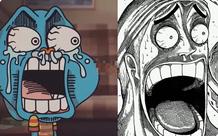 Top 7 khoảnh khắc ấn tượng trong One Piece được các manga khác