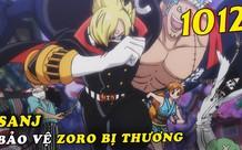One Piece: Zoro bị thương nặng, Sanji sẽ làm mọi thứ để bảo vệ thành công