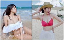 Thời nào còn là ngọc nữ của làng LMHT, nàng hot girl Việt lột xác gợi cảm tới bất ngờ, khoe dáng với bikini nóng bỏng