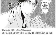 Cười ngã ngửa với những trang manga vẽ sai giải phẫu cơ thể, nhân vật trông như người đột biến