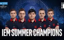 CS:GO - Hủy diệt đối thủ một cách đầy thuyết phục, Gambit Esports lên ngôi vô địch IEM Summer 2021