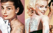 Marilyn Monroe và loạt sao Hollywood