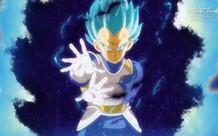 Vượt qua Goku, Vegeta thức tỉnh một trạng thái mới mang