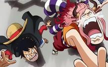 Khám phá điều thú vị về trang bìa One Piece tập 100, băng Mũ Rơm có thêm thành viên mới?