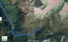 Google Maps chỉ đường đi nguy hiểm chết người cho người leo núi